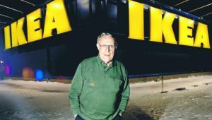 Ingvar Kamprad, założyciel Ikei, do tej pory zaprzeczał wykorzystywaniu więźniów Scanpix/Forum